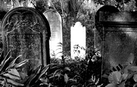 gravestones by LMM and TRM